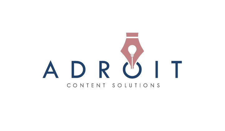 Adroit content solutions logo
