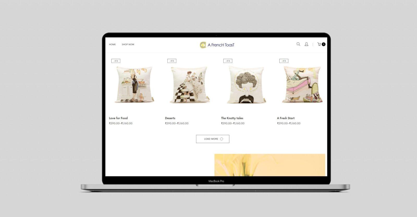 ecommerce site development, ecommerce web design agency