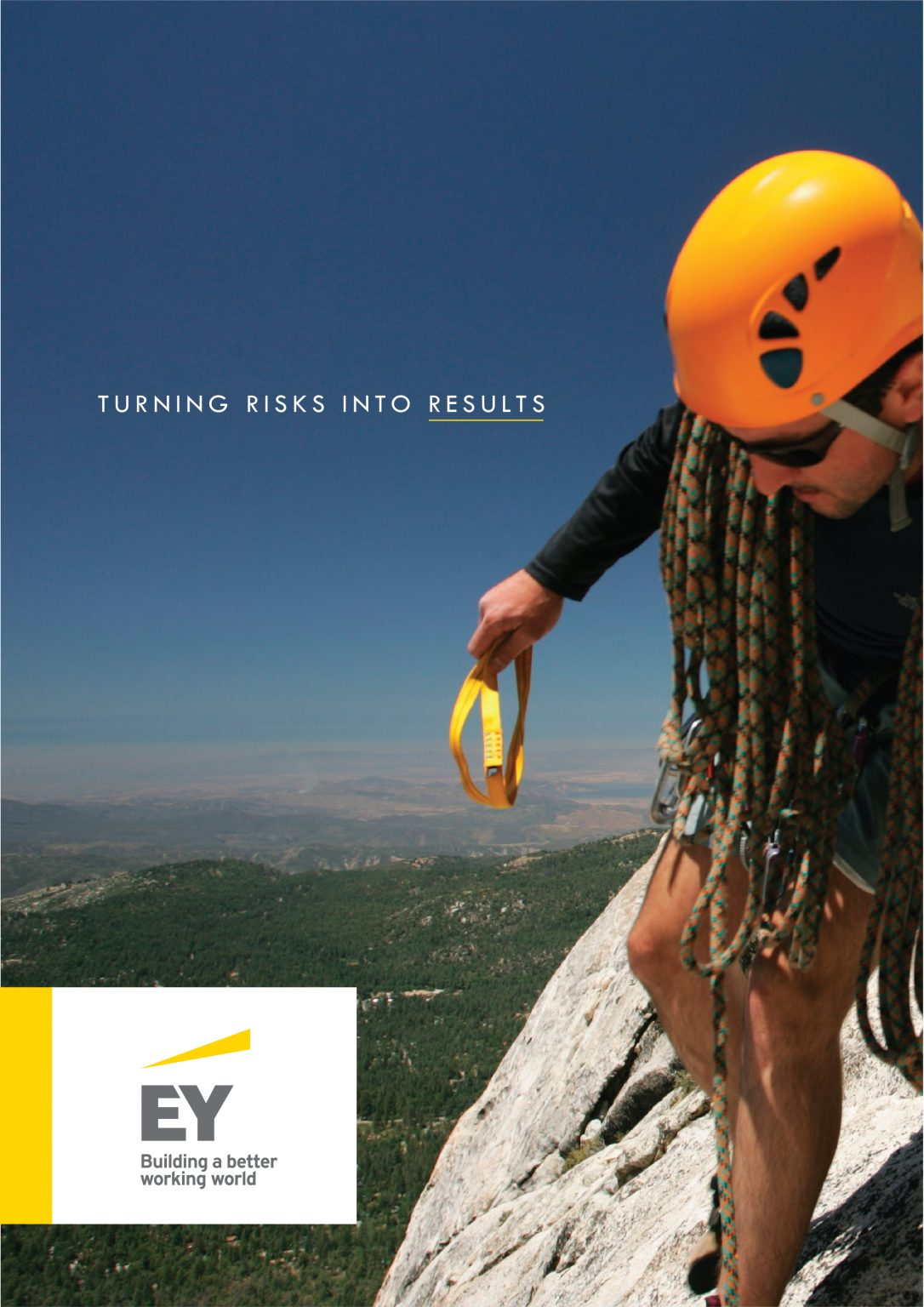 Ernst and young cover design