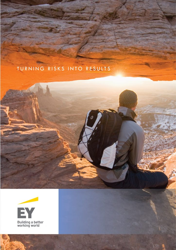 Ernst & young - turning risks into results.